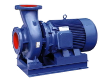 ISW Single Stage Single Suction Horizontal Centrifugal Pump