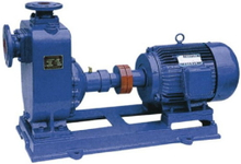 ZX Self-priming Centrifugal Pump