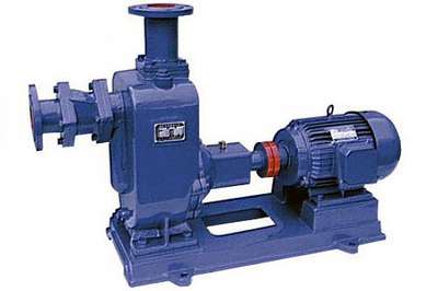 ZW Self-priming Sewage Pump