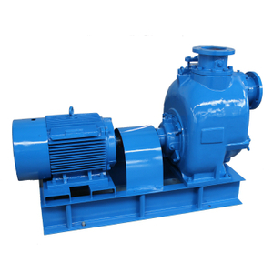 6 inch Electric Self-priming Trash Pump with Motor