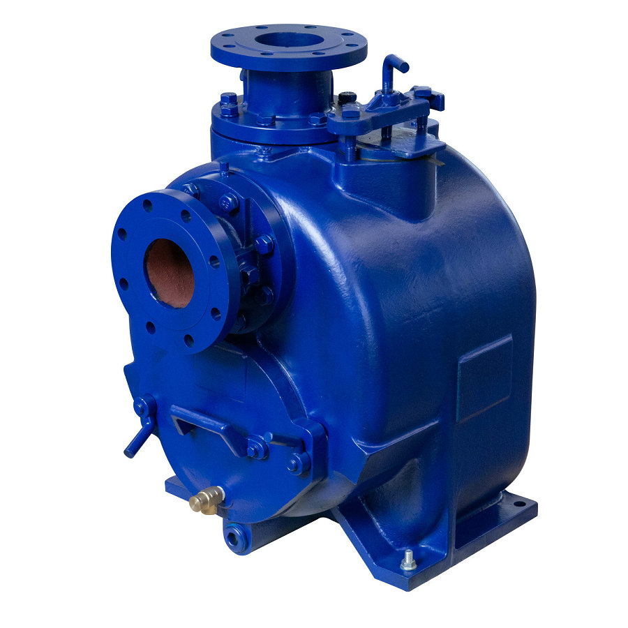 T-4 Self-priming Trash Pump